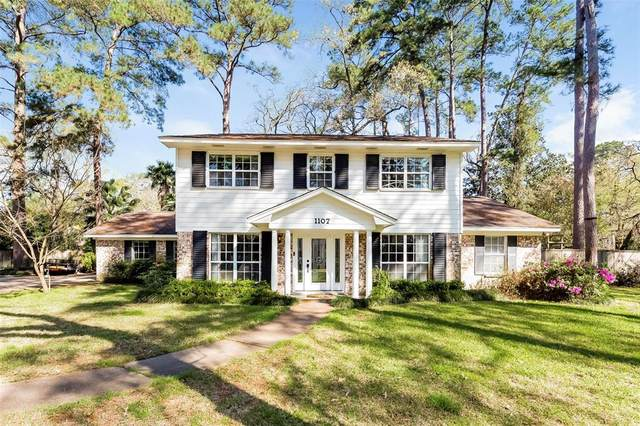 1107 Masters Way, Kingwood, TX 77339 (MLS #89759027) :: The Home Branch
