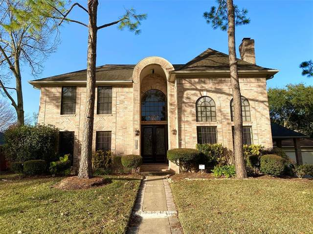 15723 Scenic View Drive, Houston, TX 77062 (MLS #89762254) :: The Freund Group
