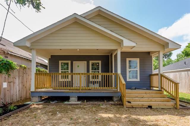 110 Amundsen Street, Houston, TX 77009 (MLS #89768747) :: Green Residential