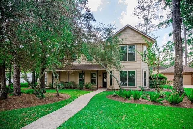 330 Pine Manor Drive, Oak Ridge North, TX 77385 (MLS #89785750) :: Lerner Realty Solutions