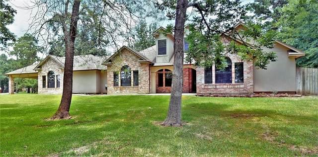 11421 Lake Oak Drive, Montgomery, TX 77356 (MLS #89786515) :: Giorgi Real Estate Group