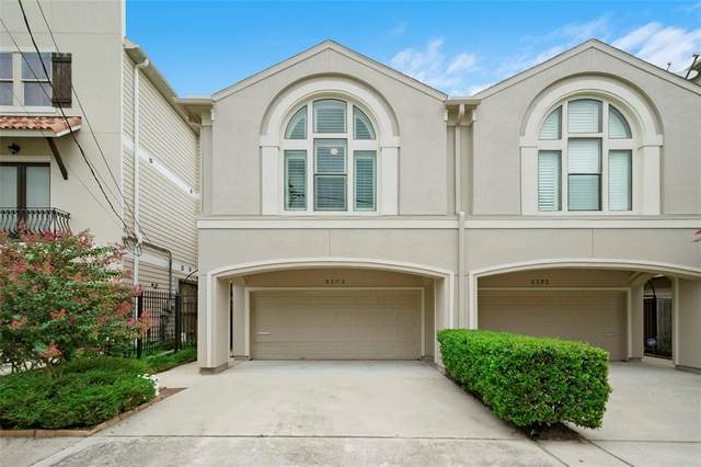6104 Clyde Street, Houston, TX 77007 (MLS #89790327) :: My BCS Home Real Estate Group
