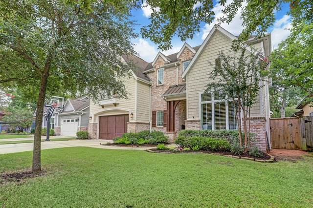 1611 Woodcrest Drive, Houston, TX 77018 (MLS #8979511) :: The Home Branch