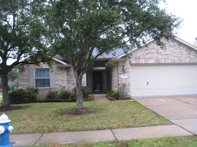 4602 Honey Creek Court, Pearland, TX 77584 (MLS #89822751) :: The Home Branch