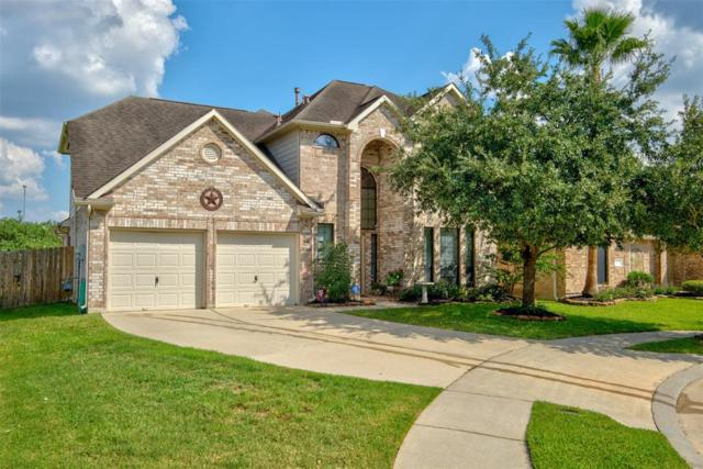 12003 Sun Canyon Court, Tomball, TX 77377 (MLS #89830955) :: Fairwater Westmont Real Estate
