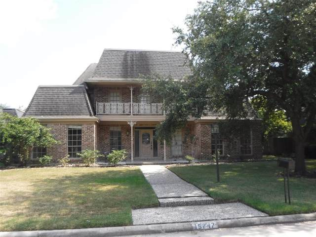 15747 Foxgate Rd Road, Houston, TX 77079 (MLS #89841078) :: The SOLD by George Team