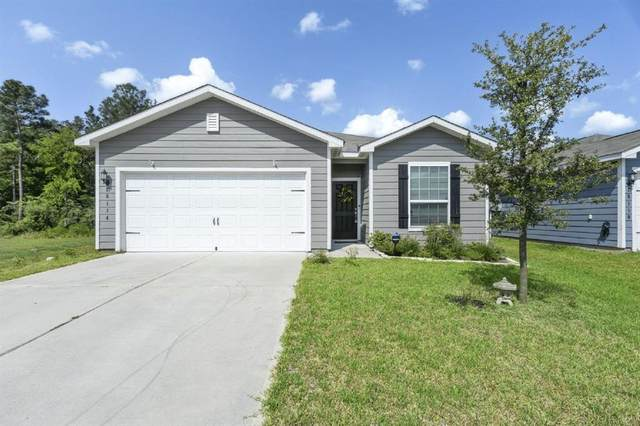 25114 Dickens Drive, Magnolia, TX 77355 (MLS #89842184) :: The Home Branch
