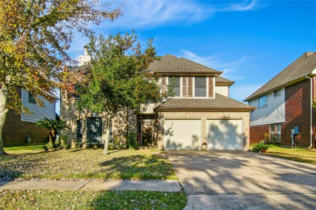 1111 Woodchase Drive, Pearland, TX 77581 (MLS #89843931) :: Texas Home Shop Realty