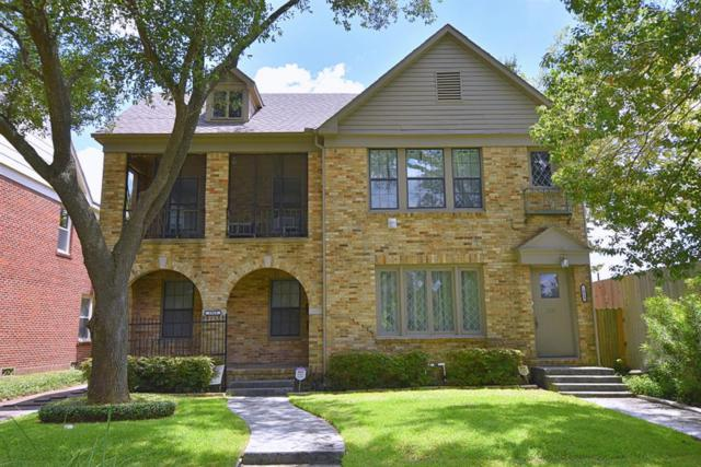 1915 Marshall Street, Houston, TX 77098 (MLS #89852313) :: Giorgi Real Estate Group