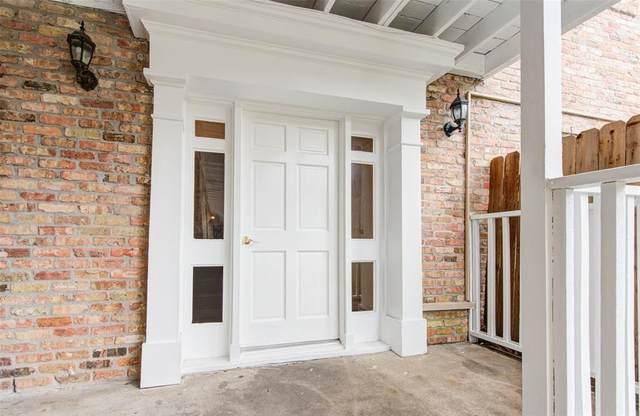 4040 San Felipe Street #111, Houston, TX 77027 (MLS #89852684) :: Parodi Group Real Estate