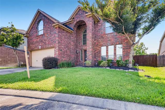 3525 Firenze Drive, Friendswood, TX 77546 (MLS #89858743) :: The Bly Team