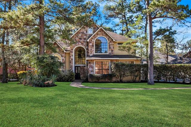 101 Treescape Circle, Spring, TX 77381 (MLS #89859032) :: The Property Guys