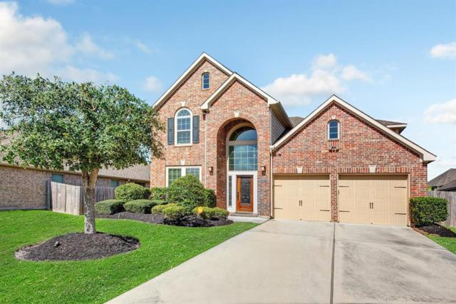 14003 Ginger Cove Court, Pearland, TX 77584 (MLS #89859507) :: Christy Buck Team