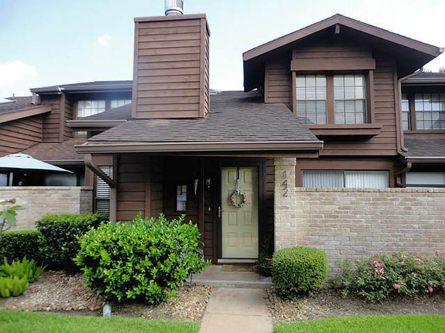 2611 Grants Lake Boulevard #142, Sugar Land, TX 77479 (MLS #89865104) :: The SOLD by George Team