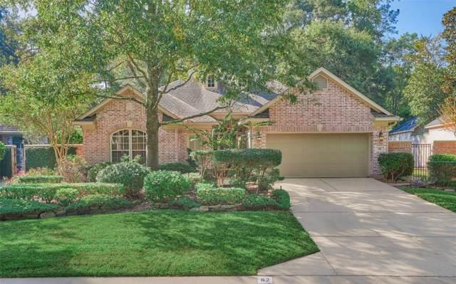 82 S Castlegreen Circle, The Woodlands, TX 77381 (MLS #89878413) :: Texas Home Shop Realty