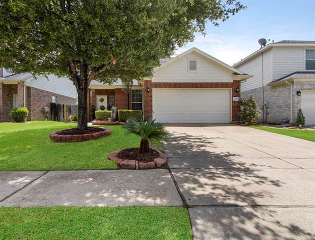 12006 Ballshire Pines Drive, Humble, TX 77396 (MLS #89881907) :: Connect Realty