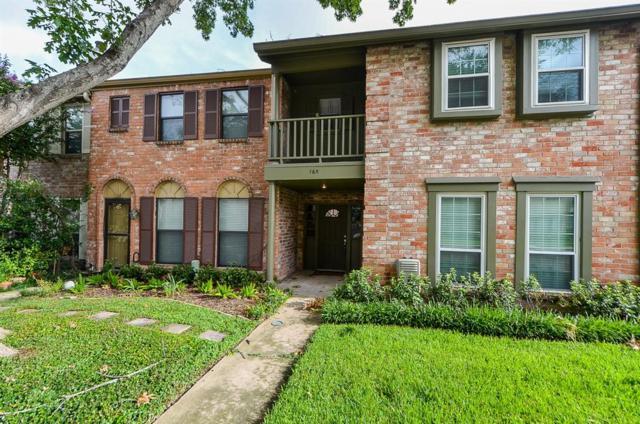 5801 Lumberdale Road #165, Houston, TX 77092 (MLS #8989149) :: Giorgi Real Estate Group
