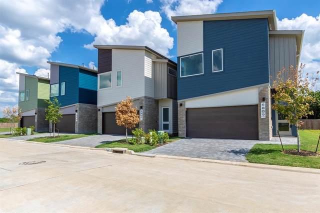 5704 Rucio Lane, Houston, TX 77092 (MLS #89896801) :: The Parodi Team at Realty Associates