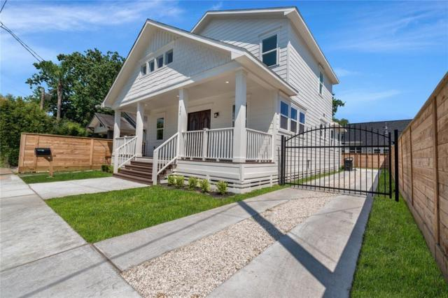309 Morris Street, Houston, TX 77009 (MLS #89898597) :: Texas Home Shop Realty