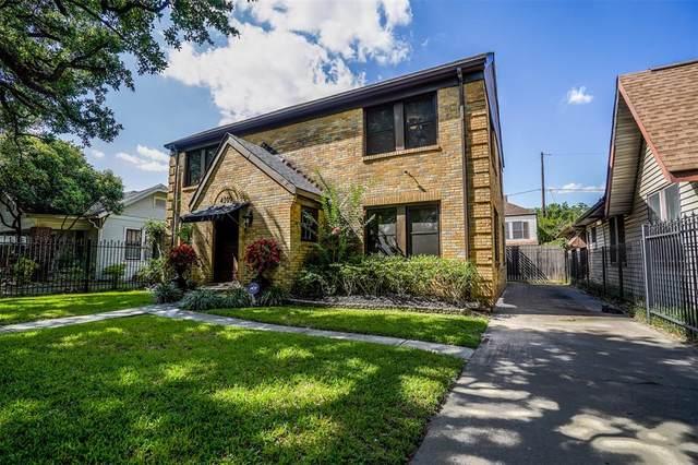 4309 Clay Street, Houston, TX 77023 (MLS #89900097) :: The Heyl Group at Keller Williams