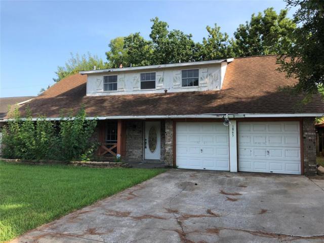 1865 El Mar Lane, Seabrook, TX 77586 (MLS #89905390) :: Fairwater Westmont Real Estate