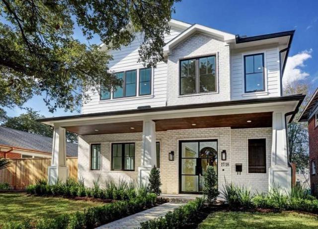 1718 Cherryhurst Street, Houston, TX 77006 (MLS #89916785) :: Texas Home Shop Realty