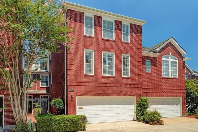 4423 Castle Court Place, Houston, TX 77006 (MLS #89938227) :: Green Residential