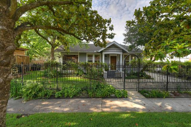 922 Woodland Street, Houston, TX 77009 (MLS #89956083) :: The SOLD by George Team