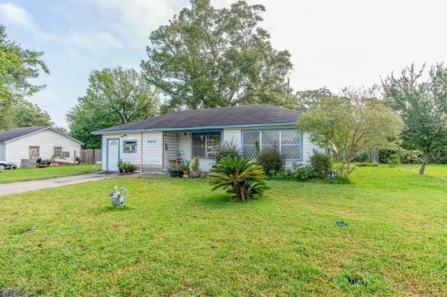 900 Carnegie Street, Baytown, TX 77520 (MLS #89961905) :: Homemax Properties