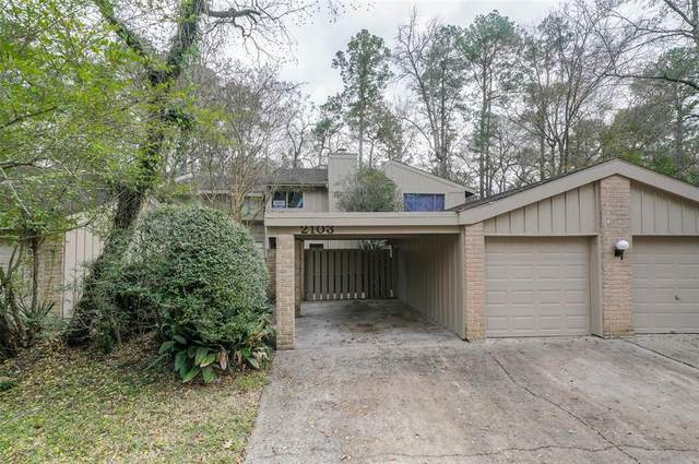 2103 E Settlers Way, The Woodlands, TX 77380 (MLS #8997603) :: Michele Harmon Team