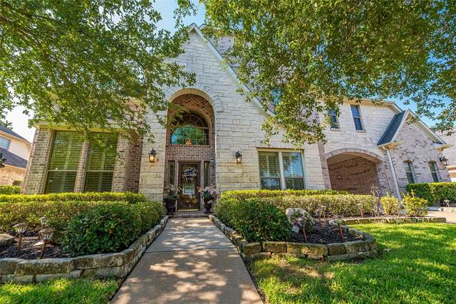 19839 Mission Pines Lane, Richmond, TX 77407 (MLS #89982938) :: The Heyl Group at Keller Williams