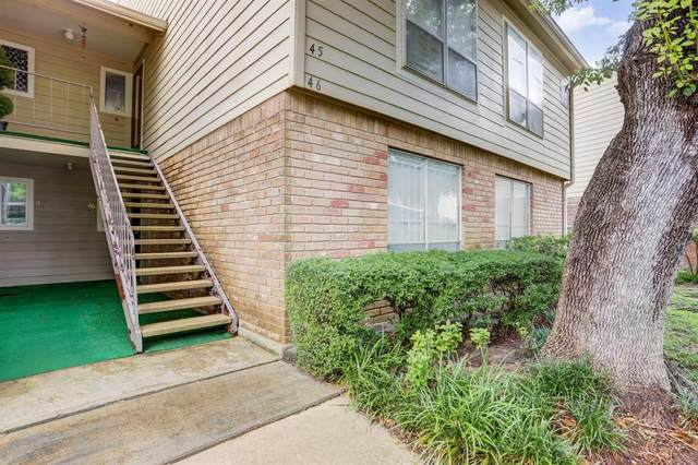 5005 Georgi Lane #46, Houston, TX 77092 (MLS #89985210) :: All Cities USA Realty