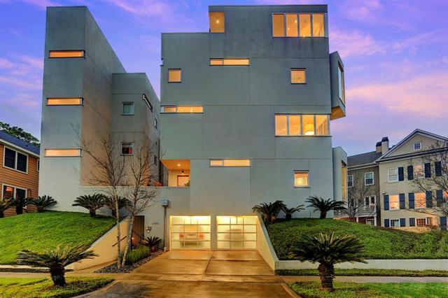 608 Stanford Street B, Houston, TX 77019 (MLS #89999278) :: Giorgi Real Estate Group