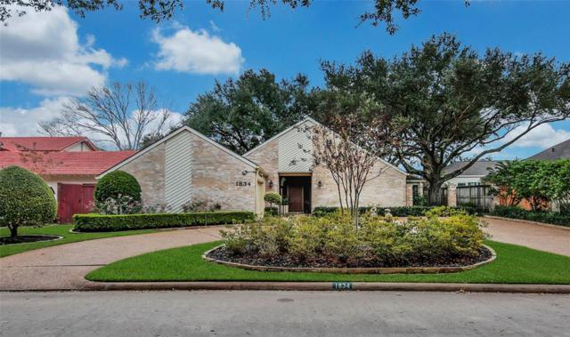 1834 Country Club Boulevard, Sugar Land, TX 77478 (MLS #90008670) :: The Bly Team