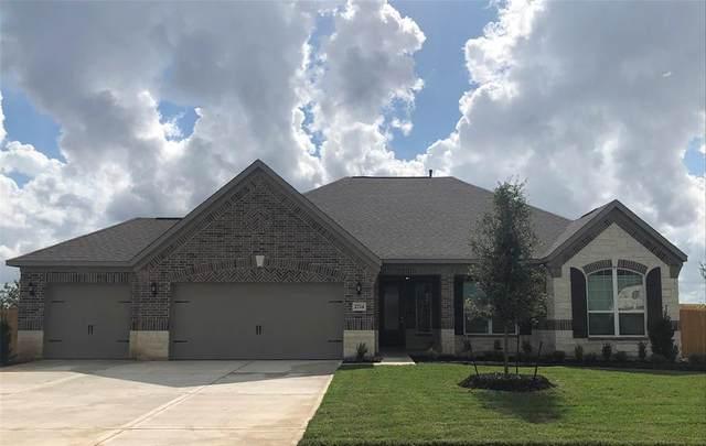 2714 Emerald Pines Lane, Rosharon, TX 77583 (MLS #90016757) :: Christy Buck Team