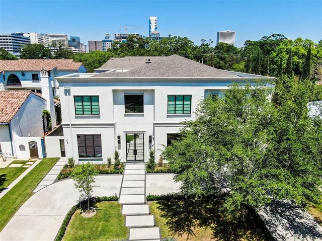 4622 Banning Drive, Houston, TX 77027 (MLS #90017917) :: The Sansone Group