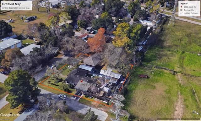 9402 Alcott Drive, Houston, TX 77080 (MLS #90022714) :: Texas Home Shop Realty