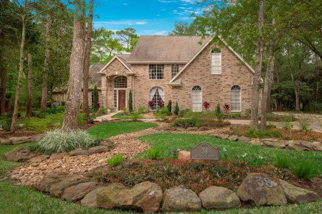 38 Southgate Drive, The Woodlands, TX 77380 (MLS #90024711) :: Fairwater Westmont Real Estate