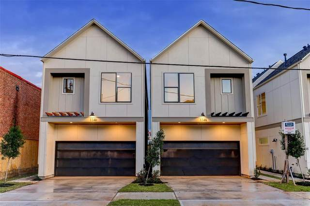 114 N Everton Street N A, Houston, TX 77003 (MLS #90027378) :: Ellison Real Estate Team