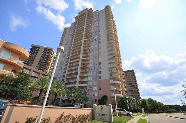 3505 Sage Road #2102, Houston, TX 77056 (MLS #90059545) :: The Bly Team