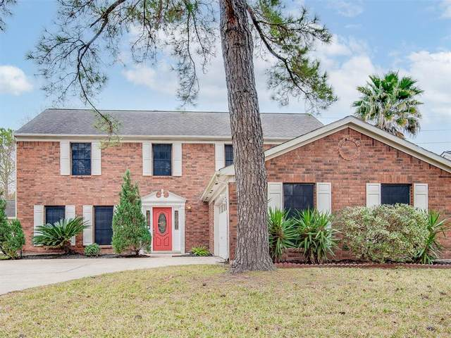 16618 Rainbow Lake Road, Houston, TX 77095 (MLS #90064081) :: The Freund Group