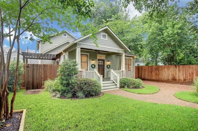 215 E 26th Street, Houston, TX 77008 (MLS #90064637) :: Giorgi Real Estate Group