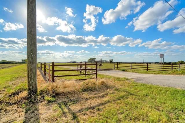 0 I-35 Serv Rd, Hillsboro, TX 76645 (MLS #90091364) :: Christy Buck Team