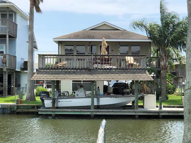 469 Pompano Street, Bayou Vista, TX 77563 (MLS #90092069) :: The Queen Team