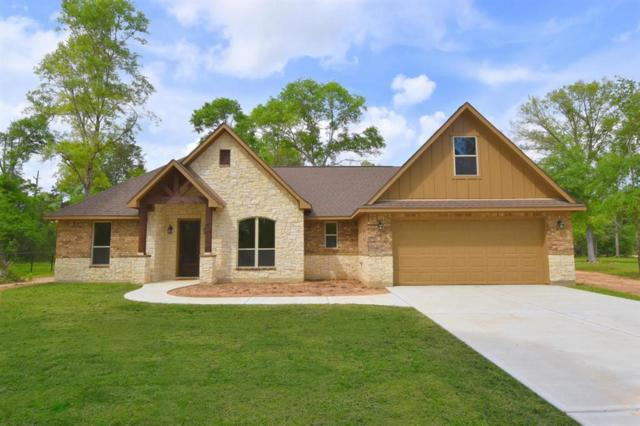 455 County Road 2216, Cleveland, TX 77327 (MLS #90092409) :: Christy Buck Team
