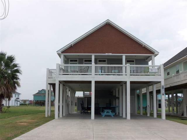 971 Crane Lane, Crystal Beach, TX 77650 (MLS #90094534) :: Texas Home Shop Realty
