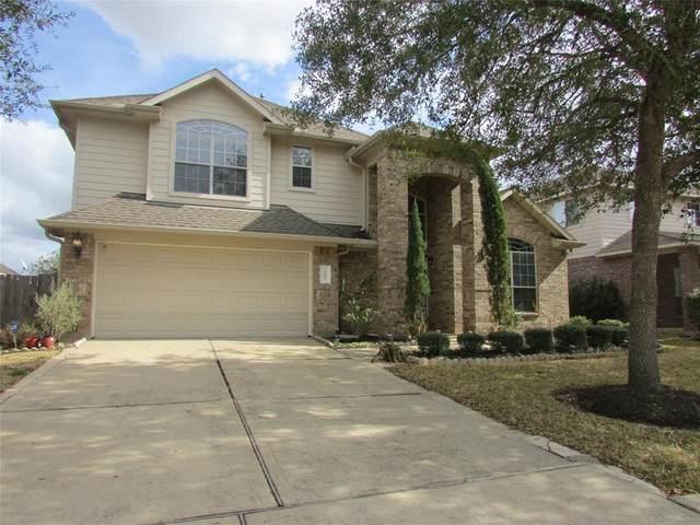 2303 Diamond Springs Drive, Pearland, TX 77584 (MLS #90098055) :: Giorgi Real Estate Group