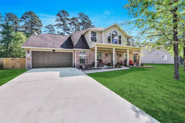 10668 Forest Creek Drive, Conroe, TX 77318 (MLS #90101311) :: Connect Realty