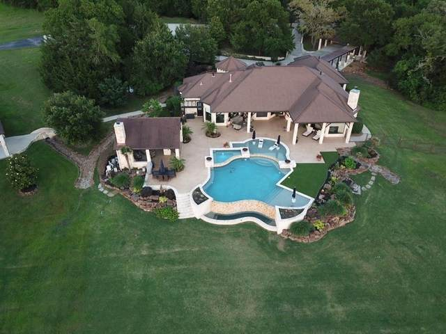 2289 Old Dobbin Road, Montgomery, TX 77316 (MLS #90107846) :: All Cities USA Realty