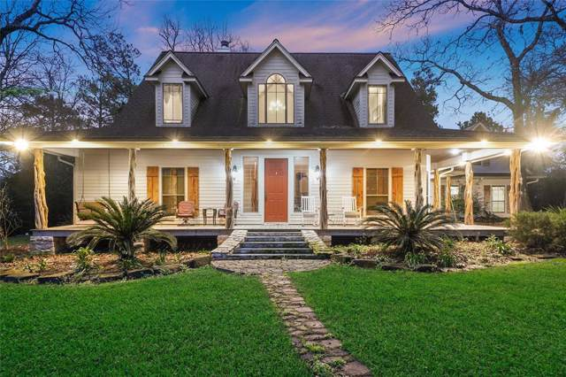 12168 Clint Parker Road, Conroe, TX 77303 (MLS #90114299) :: The SOLD by George Team